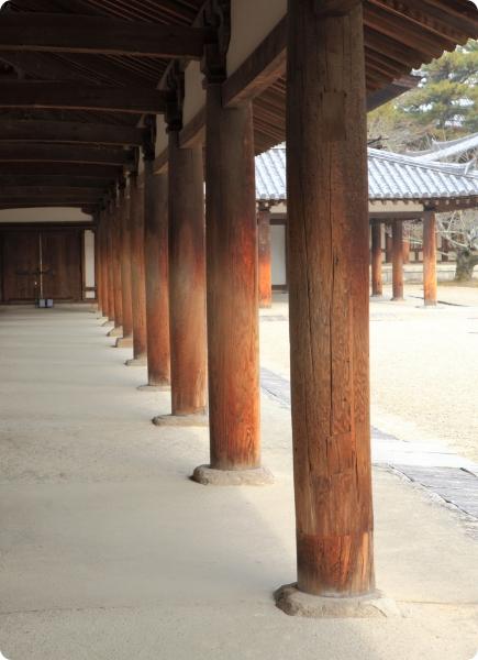 法隆寺にも使われる耐久性の高さ