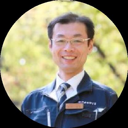 リフォーム部 次長 営業 原井 信幸